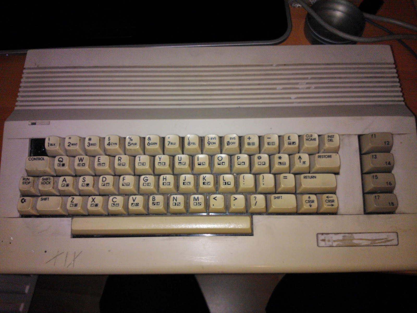 Cye's blog: How I rescued a Commodore 128