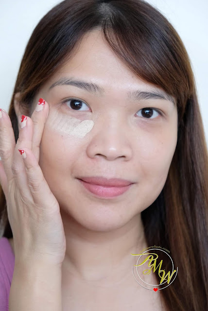 a photo of Nature Republic Botanical Cream Concealer Review bought at Althea