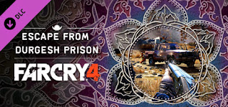 Far Cry 4: Escape From Durgesh Prison (DLC) (PC) 2015