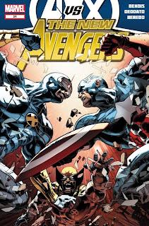 Vingadores vs. X-Men | Marvel divulga capas com mais batalhas da saga. 17