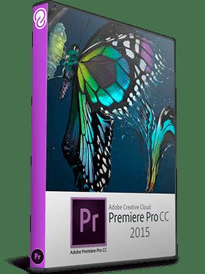Adobe Premiere Pro CC 2015 box Imagen