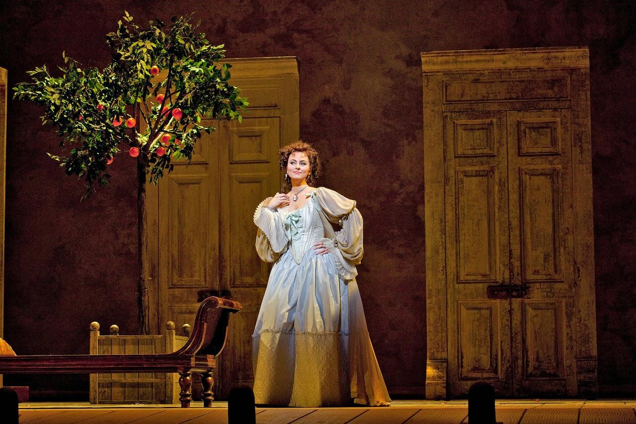"""ΚΑΣΤΟΡΙΑ: ΜΕΤ opera of NY- """"Ο Κουρέας της Σεβίλλης"""" 22/11"""