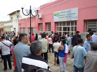 Justiça mantem Junta Governista no Sindicato dos Trabalhadores de Cuité