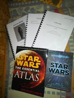 Szabolcs Hlatky Star Wars füzetek és könyvek