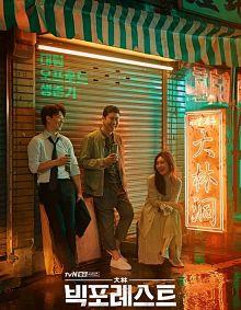 Sinopsis pemain genre Drama Big Forest (2018)