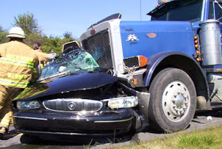 Trucking Accidents Where the Commercial Vehicle is at Fault