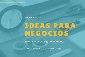 10 ideas de negocios con baja inversión