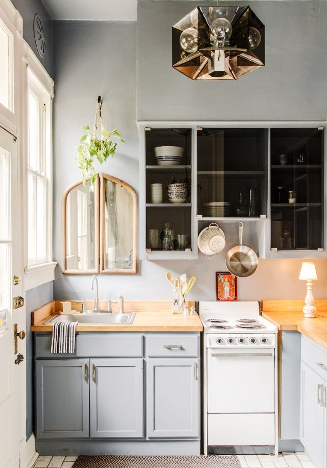Dwell of decor 20 modern x small kitchens ideas for tiny for J and b kitchen designs