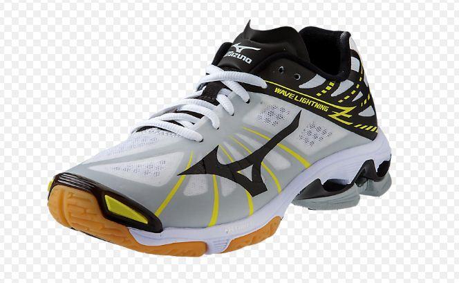 Sepatu volly Mizuno bfd171545e