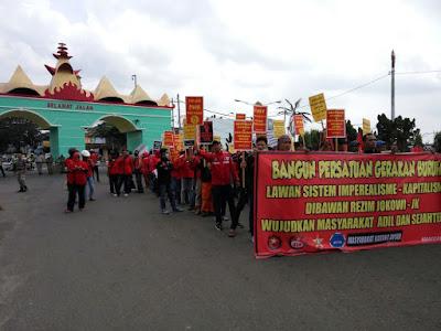 Lawan Sistem Imperealisme-Kapitalisme di Bawah Rezim Jokowi-JK