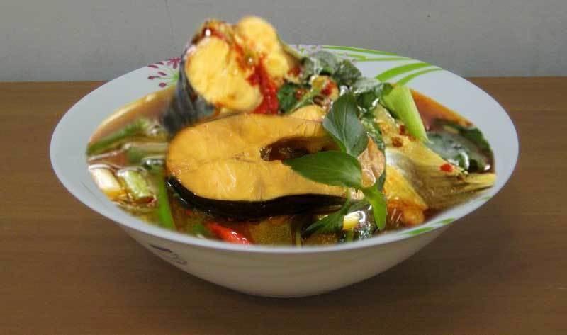 Resep Pindang Ikan Bumbu berkuah ala Palembang. Segar dan uenak tenan ~ Yuuk Masak dengan Resep