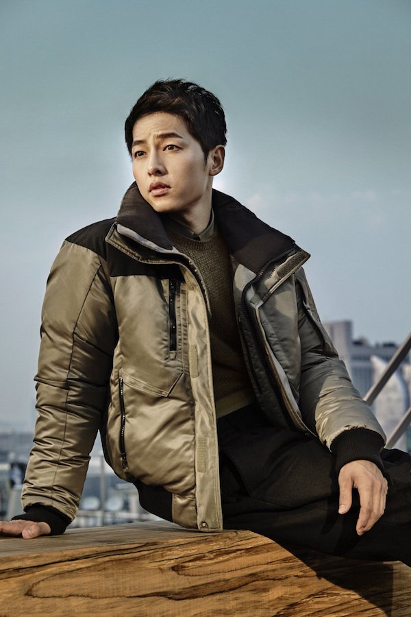 Song Joong Ki, Song Joong Ki Kolonsport, Descendants of the Sun, 송중기