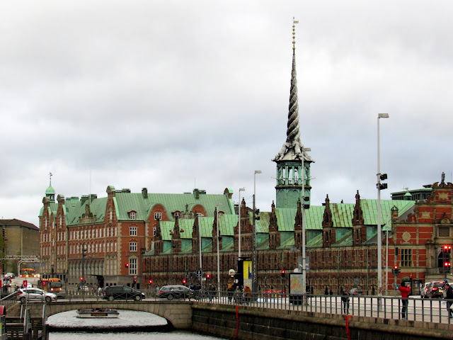 Børsen, Copenhagen (Stock Exchange)