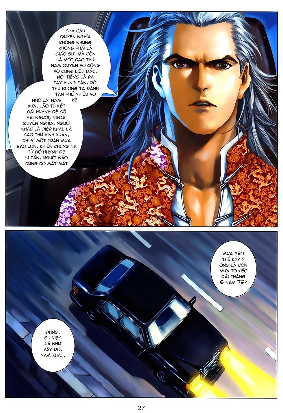 Quyền Đạo chapter 10 trang 26