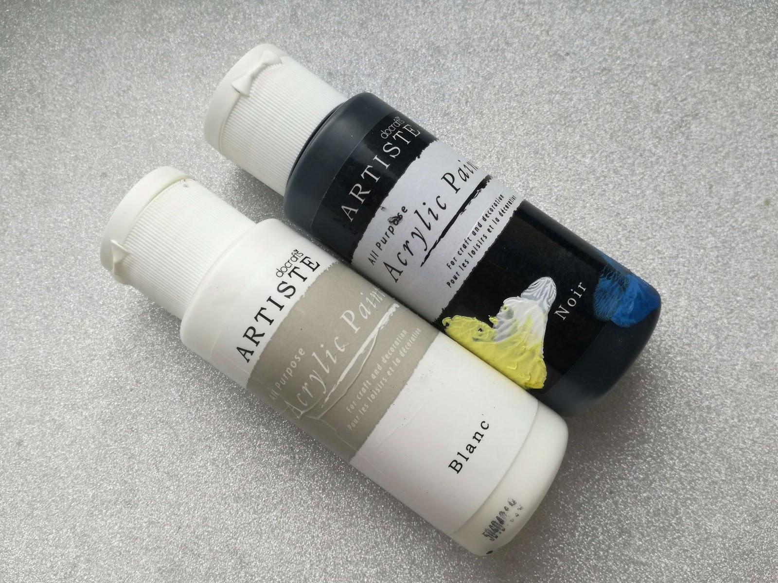farbki akrylowe