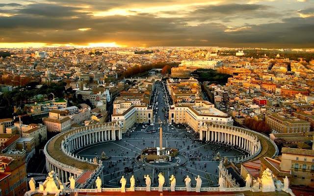 Pontos turísticos do Vaticano