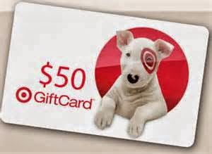 Enter to win the GiftCardRescue Giveaway for a $50 Target Gift Card. 2/21