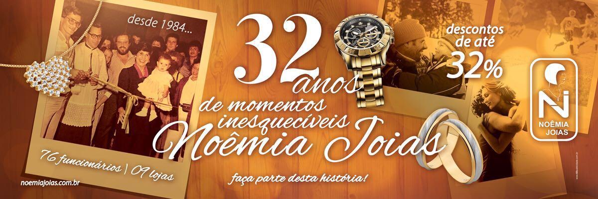 d28b5ae863d Noêmia Jóias 32 anos
