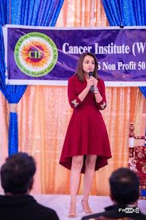 Trisha at Cancer Institute Foundation Photos