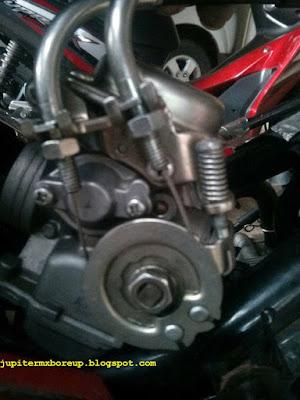 Gas Motor Nyangkut