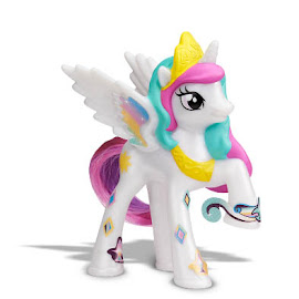 MLP Happy Meal Toy Princess Celestia Figure by McDonald's