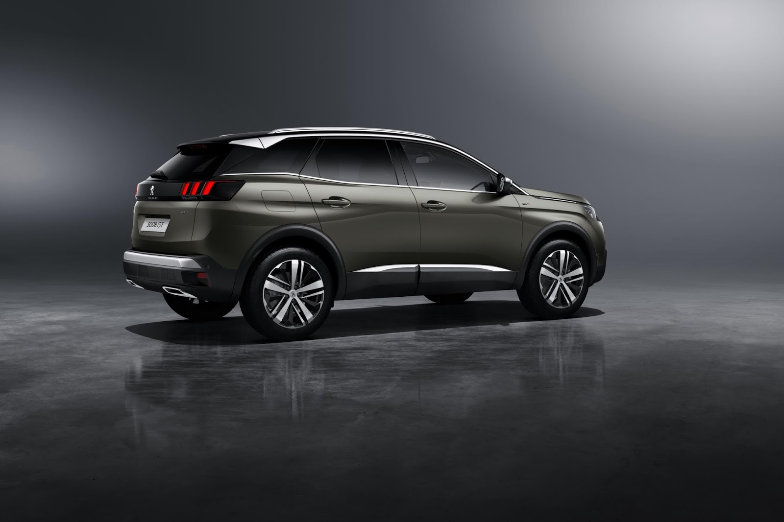 The Motoring World: The All-New Peugeot 3008, The Capable