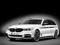 2018 BMW 5 Series Touring with M Performance Parts Review