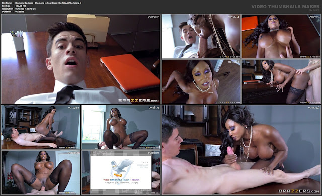 Diamond Jackson - Diamond is Your Boss (Big Tits At Work)