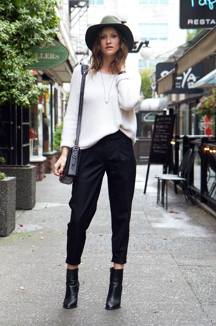 Vancouver Fashion Blogger, Alison Hutchinson, from the blog Styling My Life