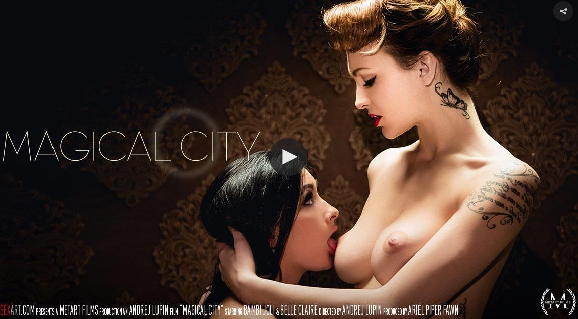 UNCENSORED [sexart]2017-01-14 Magical City, AV uncensored