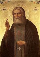Серафим Саровский - портрет