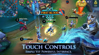 Free Download Mobile Legends : Bang Bang Apk Update Terbaru 2018