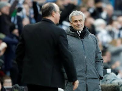 Jelang Sevila VS MU, Jose Mourinho Baru Sekali Kalah Lawan Sevilla