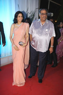 Sridevi dan Boney Kapoor
