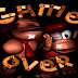 O que aconteceu com o game over?