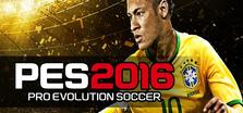 Pro Evolution Soccer 2016 grátis