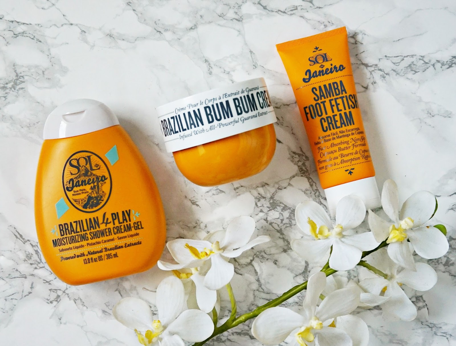 Sol De Janeiro, Bum Bum Cream, Samba Foot Fetish Care, 4 Play Moisturizing Shower Cream-Gel, review,