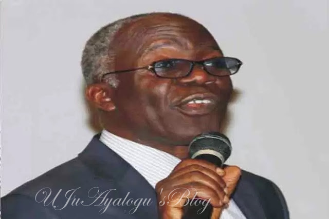 Falana reveals person behind Igbos quit notice lives in Lagos