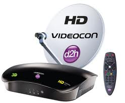 Latest Videocon D2H DTH Recharge Offer - June 2013