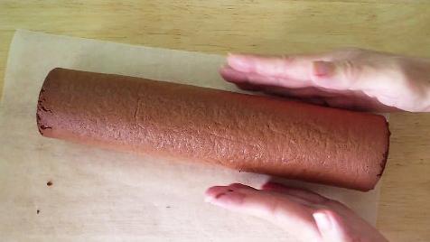 making sheet cake batter