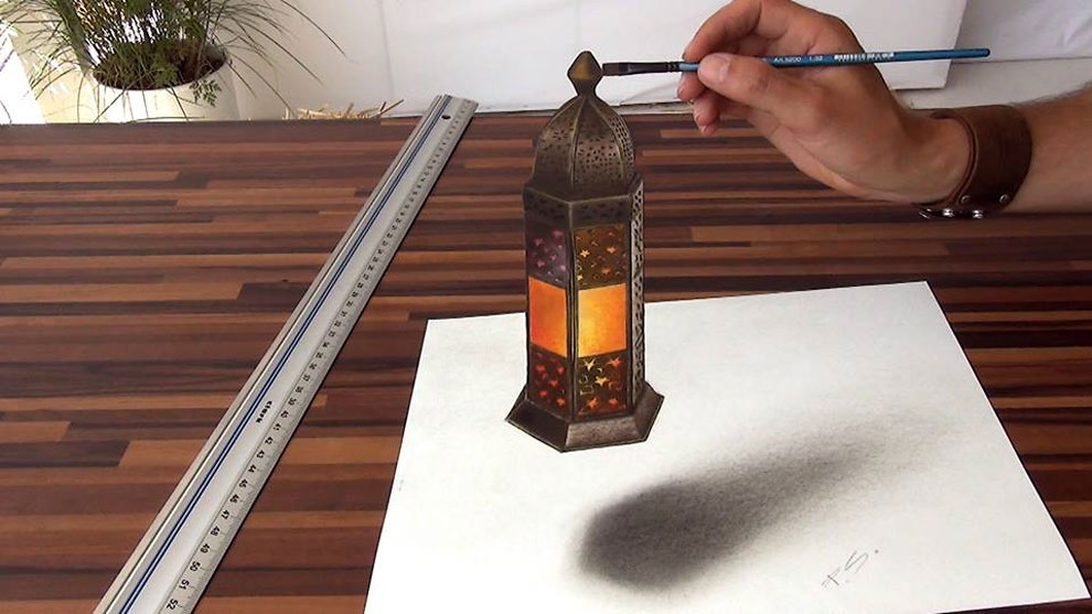 10-The-Hovering-Lantern-Stefan-Pabst-NO-Photoshop-3D-Anamorphic-Drawings-with-Video-www-designstack-co