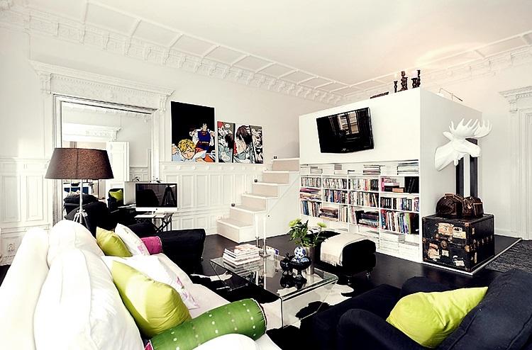 El apartamento del altillo ganando metros decoraci n for Decoracion apartamento 100 metros