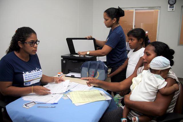 Após o 5º filho, Rosilene Silva aproveitou para realizar o procedimento de laqueadura