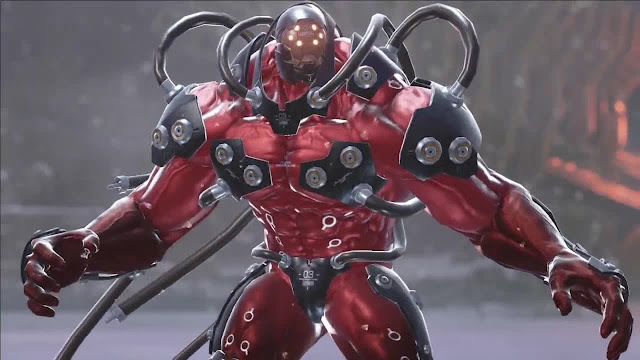 Tekken 7 character and their story gigas
