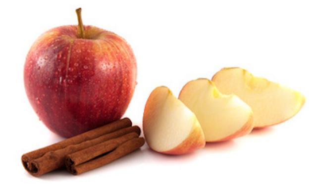 Apple and cinnamon slimming water recipe
