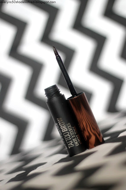 Maybelline, Tattoo Brow brow gel-tint, medium