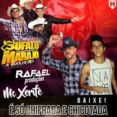 (MELODY2017) - BUFALO DO MARAJÓ - MC XERIFE - É SÓ CHIFRADA E CHICOTADA