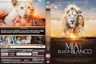 CARATULAMIA Y EL LEON BLANCO - MIA ET LE LION BLANC - 2018
