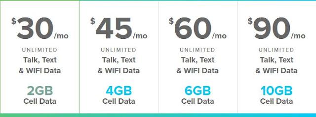 republic wireless cheap cell phone plans