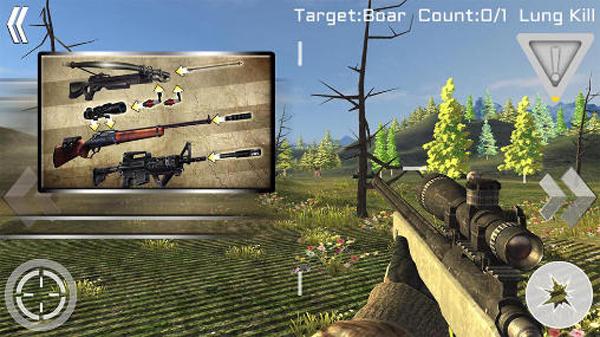 تحميل لعبة صيد الدببة 2017 للكمبيوتر - Download Deer Drive